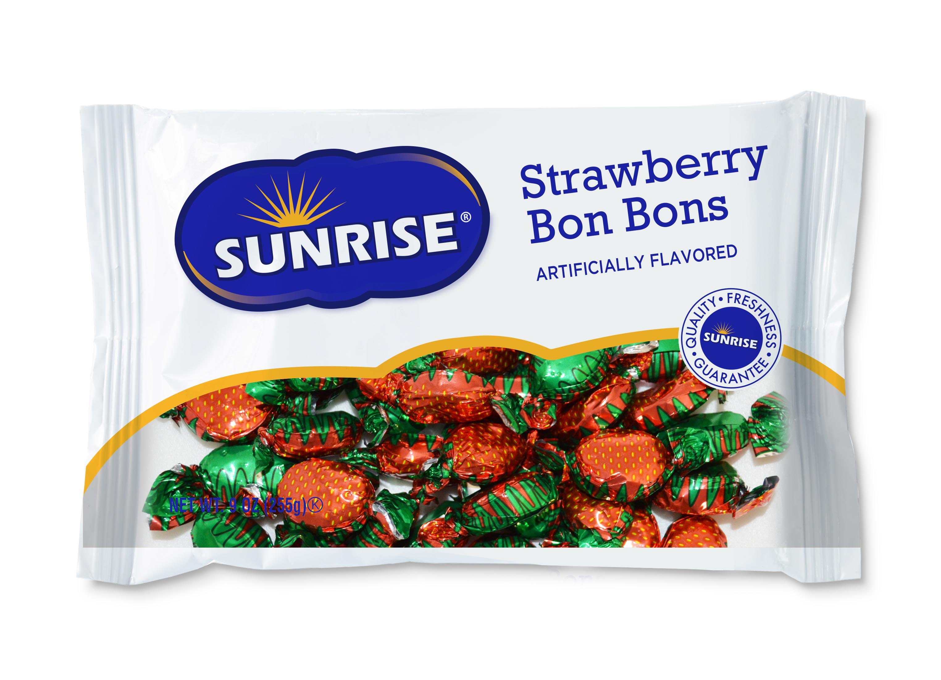 Bag of Strawberry Bon Bons